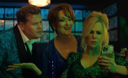 Netflix's 'The Prom' Trailer Is Full Of Singing, Dancing, & Meryl Streep