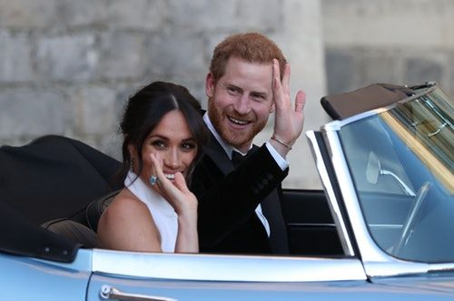 Meghan Markle's Wedding Speech Was Romantic, Especially What She Said About Prince Harry