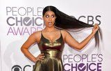 YouTuber Lilly Singh Is Having a Blast on the People's Choice Awards Red Carpet