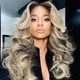 Ciara's Groovy Farrah Fawcett Waves Would Make TikTok Very Proud