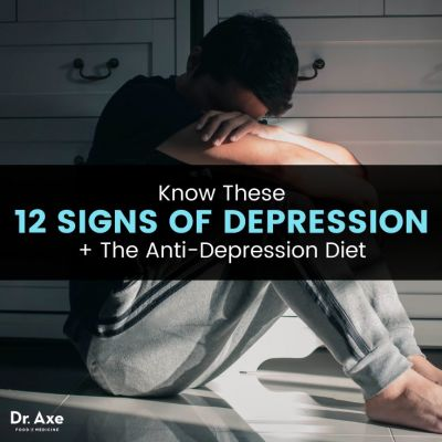 Learn to Recognize the 12 Signs of Depression