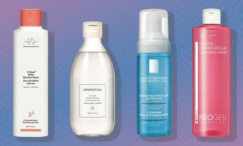The 7 Best Micellar Waters