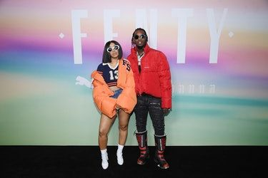 Are Cardi B & Offset Still Together? The Rappers Are Living Life For Themselves