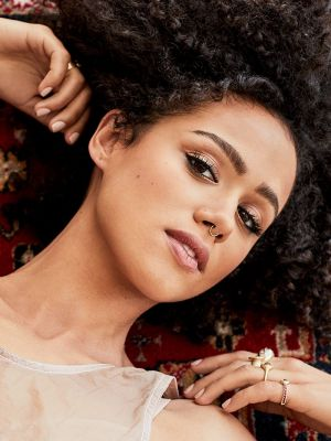 Game of Thrones Star Nathalie Emmanuel on Fame, Fear, and Her Iconic Hair