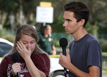 The Video Of David Hogg's March For Our Lives Speech Is Necessary Viewing