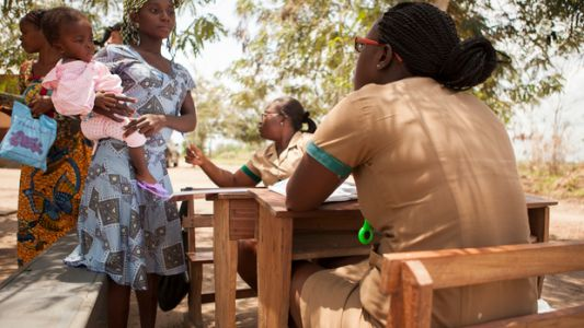 Being Bold For Change: Uncovering Gender Gaps In Immunization Coverage