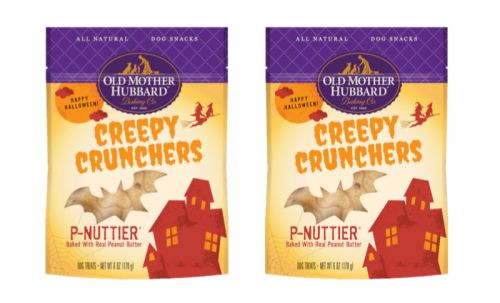Old Mother Hubbard's Creepy Crunchers Dog Treats Are Perfect For Halloween