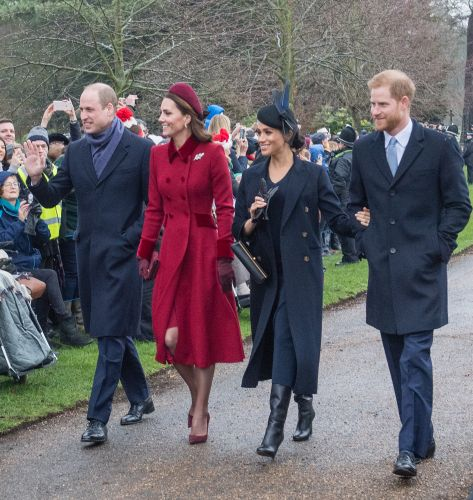 The Reported Reason William & Kate Waited A Week To Meet Baby Archie Is A Lot