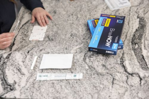 Pharmacies start selling over-the-counter Covid tests, but they're too pricey to turn the tide