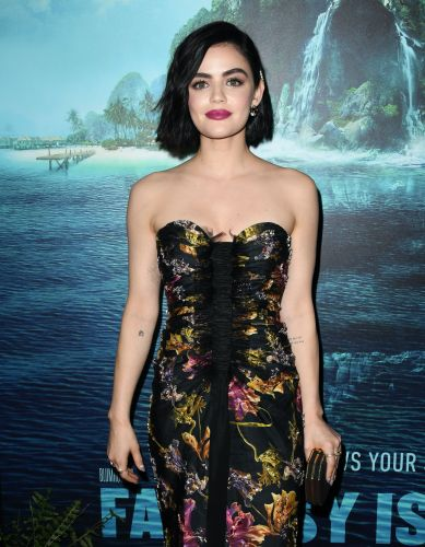 Lucy Hale Debuted Blonde Hair & Looks Like A Whole New Person