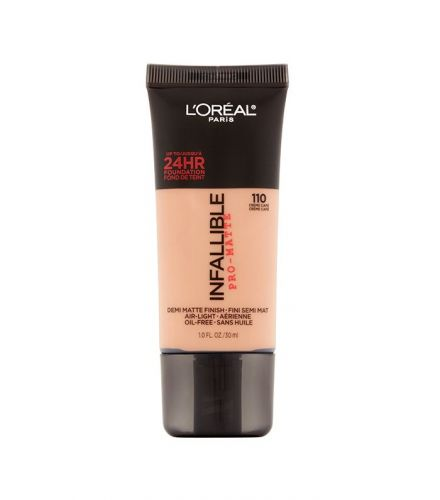 It's Official: These Are the Best Drugstore Foundations for Oily Skin