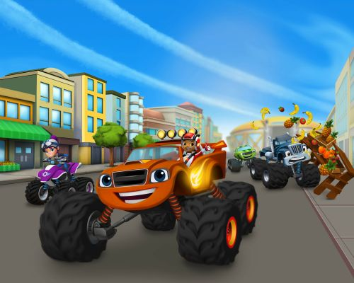 """5 Life Lessons Kids Can Learn from """"Blaze and the Monster Machines"""""""