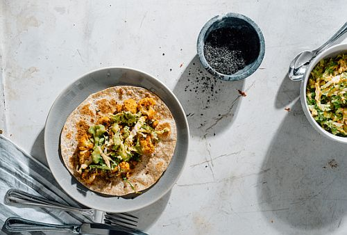 Stop Everything: Tacos are Healthier than Granola Bars, Study Says