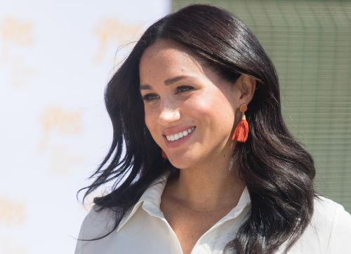 """Meghan Markle's Response To Trump Dissing Her For Speaking Out Is Basically """"IDGAF"""""""