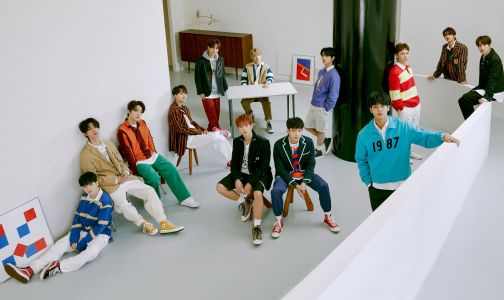 SEVENTEEN Made Their 'Semicolon' Album To Give CARATs Strength - EXCLUSIVE