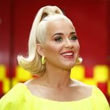 Katy Perry Bleached Her Eyebrows for American Idol