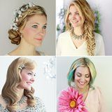 8 DIY Bridal Hair Ideas That Will Make You Ditch Your Stylist on the Big Day