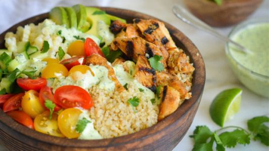 6 Delicious & Healthy One-Bowl Meals
