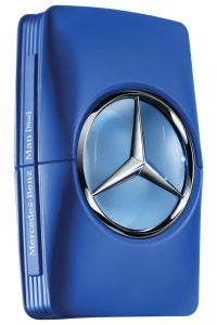 February Cologne of the Month: Mercedes-Benz Man Blue