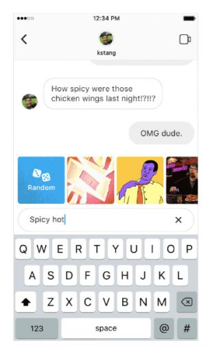 Instagram Direct's New GIF Feature Will Animate All Of Your Messages