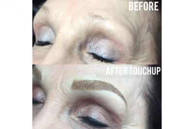 Here's Why Everyone Is Suddenly Microblading Their Eyebrows
