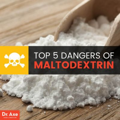 Top 5 Dangers of Maltodextrin + 5 Healthier Substitutes