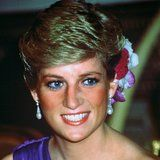 Did You Ever Notice Princess Diana Was Obsessed With Blue Eyeliner?