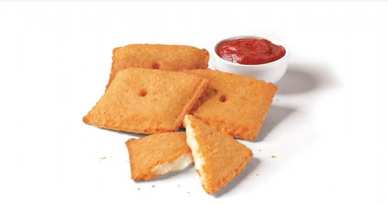 Pizza Hut's New Stuffed Cheez-It Pizza Is Filled With Cheese Or Pepperoni, So Get Hungry