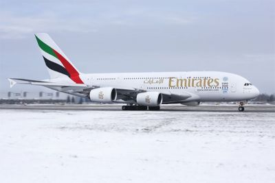 Emirates Airlines Cares About Your Skin High In The Sky