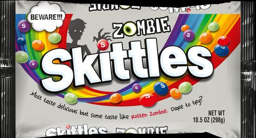 When Will Zombie Skittles Be Available? You'll Be Waiting A While