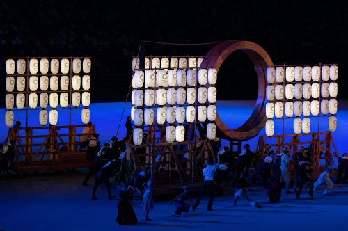 The Music At The 2021 Olympics Opening Ceremony Was From Video Games