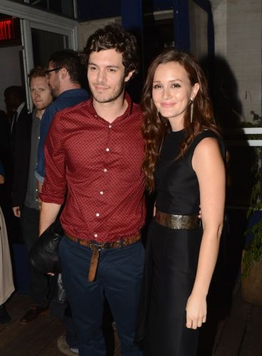 """Leighton Meester's Quote About Adam Brody Being Her """"Soulmate"""" Is The Best Thing You'll Read Today"""
