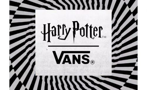 A Harry Potter x Vans Collection Is Happening, So Get Your Knuts, Sickles, & Galleons Ready