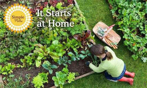 Here's How To Enter Simple Mills' $1K Garden Sweepstakes To Buy The Plants Of Your Dreams