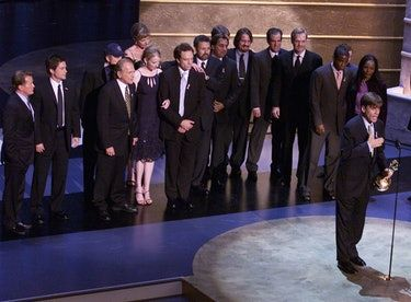 A 'West Wing' Cast Reunion Is Happening For A Reading Of 'All The President's Men'