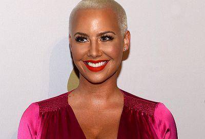 Amber Rose Wants a Breast Reduction, But Is Asking Fans What She Should Expect First