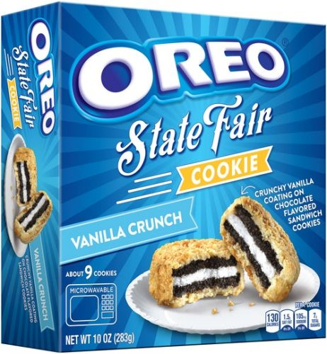 What Is The Oreo State Fair Cookie? It's The Perfect Summertime Sweet