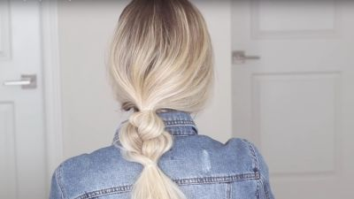3 Easy, Anti-Coachella Hairstyles You Can Try for Festival Season