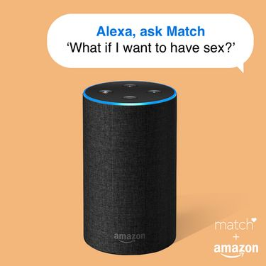 Amazon Alexa Gives Dating Advice Now, Because Of Course She Does