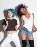 There Are 4 Punk-Chic New Shades From Hayley William's Hair Dye Line