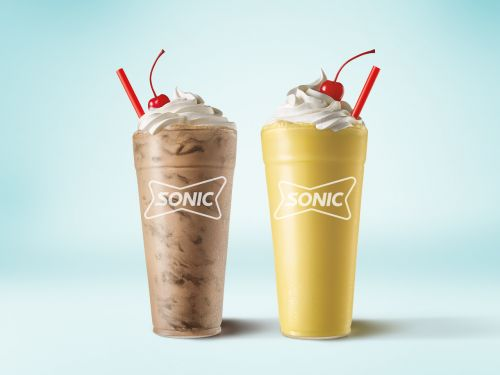 Sonic's New Brownie Batter Shake Is Every Chocolate Lover's Dream