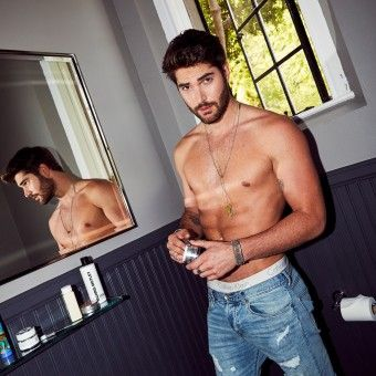 The 2-Product Skincare Routine of a Male Instagram Model