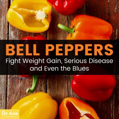 Bell Pepper Nutrition Helps You Lose Weight & Fight Serious Disease