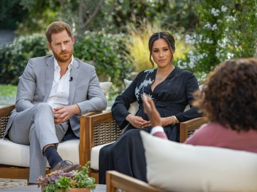 Prince Harry & Meghan Markle's Quotes About Royal Life From Their Oprah Interview Paint A Toxic Picture
