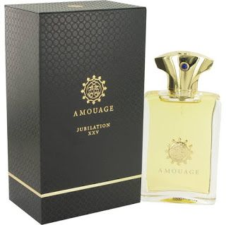 Amouage Jubilation XXV Review