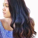 Here's How I Care For My Wavy, Medium-Coarse Hair With a $50 Budget