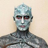 Jon Snow Better Watch Out, This White Walker Makeup Is Frighteningly Realistic
