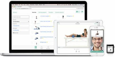 Digital physical therapy business Physitrack teams up with specialist EMR vendor Raintree Systems