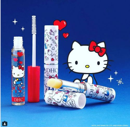 Yes, Hello Kitty Skin Care Is Finally Here & Trending!