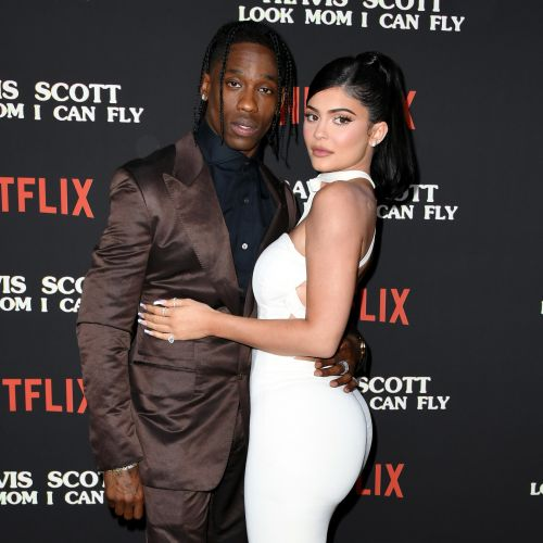 Kylie Jenner & Travis Scott's Matching Butterfly Tattoos Have The Sweetest Meaning